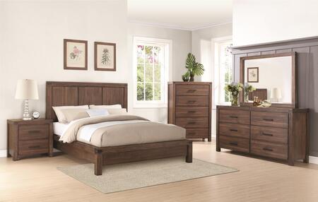 Coaster 204111KW4PC Lancashire California King Bedroom Sets