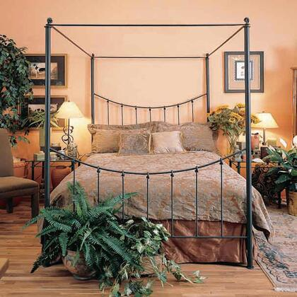 Stone County Ironworks 901082  King Size Canopy Bed