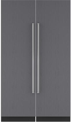 Sub-Zero 710353 Side-By-Side Refrigerators