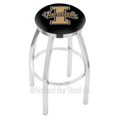 Holland Bar Stool L8C2C25IDAHOU Residential Vinyl Upholstered Bar Stool