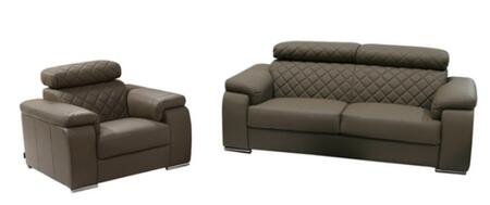 Diamond Sofa COCOSCMB Contemporary Leather Living Room Set