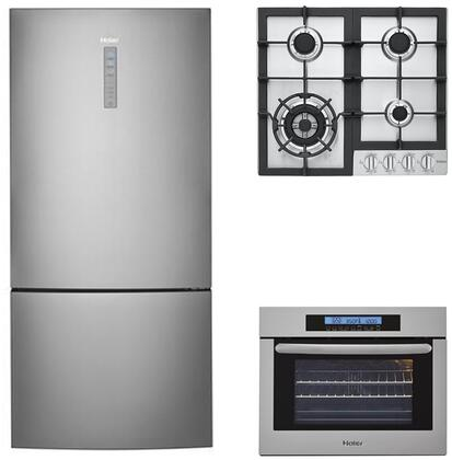 Haier 892989 Kitchen Appliance Packages | Appliances Connection