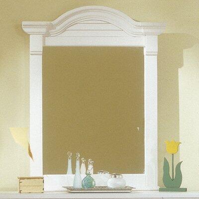 American Woodcrafters 6510030  Rectangular Portrait Dresser Mirror