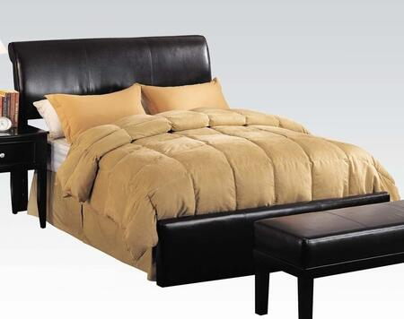 Acme Furniture 05625 Montego Series  Queen Size Sleigh Bed