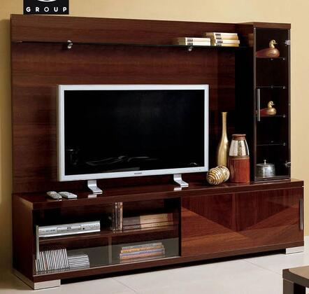 "ESF Capri Collection i2177 73"" Wall Unit"