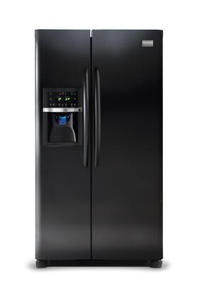 Frigidaire FGHS2669KE Freestanding Side by Side Refrigerator