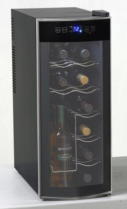 "Avanti EWC1201 10"" Freestanding Wine Cooler"