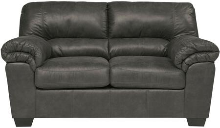 Flash Furniture FSD1209LSSLAGG Bladen Series Faux Leather Stationary with Metal Frame Loveseat