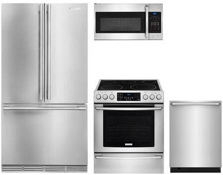 Electrolux Icon 771523 Professional Kitchen Appliance Packag