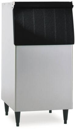 "Hoshizaki B-300xF 22"" AHRI Rated Ice Storage Bin With 260 lbs. Storage Capacity And H-Guard Plus: Stainless Steel"