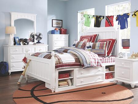 Samuel Lawrence 84666303110SSET SummerTime Twin Bedroom Sets