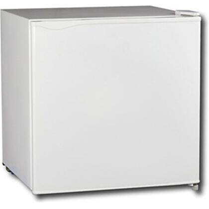 Haier HMSB02WAWW  Freestanding Compact Refrigerator with 1.8 cu. ft. Capacity,