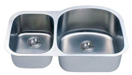 C-Tech-I LI100MD Kitchen Sink