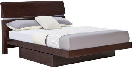 Global Furniture USA AURORAWKB Aurora Series  Bed