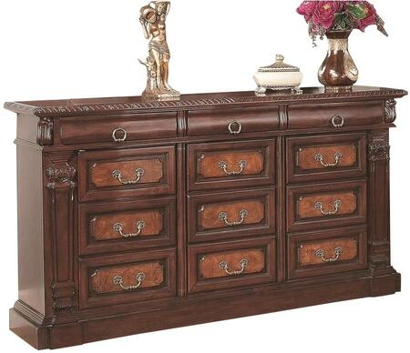 Coaster 202203 Grand Prado Series Wood Dresser