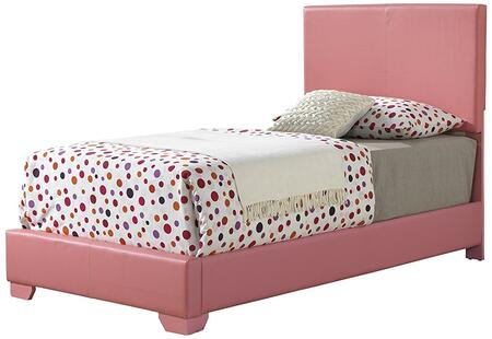 Glory Furniture G1880TBUP  Twin Size Panel Bed