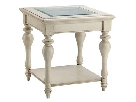 Stein World 115-021 Delphi Series Traditional Square End Table