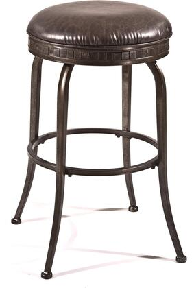 Hillsdale Furniture 5691826 Harper Series Residential Faux Leather Upholstered Bar Stool