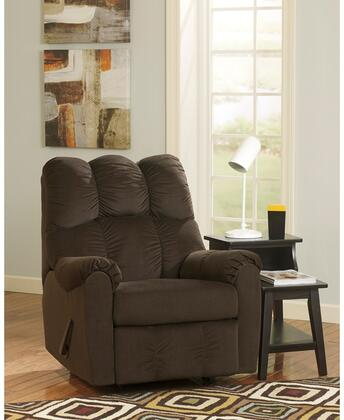 Flash Furniture FSD6719RECCHOGG Raulo Series Contemporary Fabric Metal Frame  Recliners