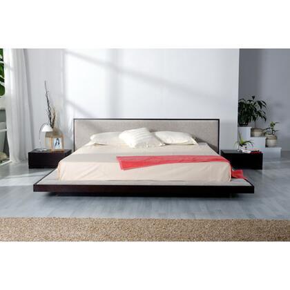 VIG Furniture COMFYBEDCK  California King Size Platform Bed