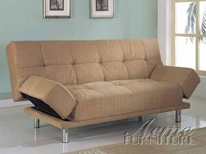 Acme Furniture 05634 Celeste Series Sofa Microfiber Sofa