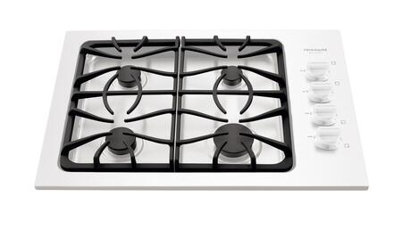 Frigidaire FGGC3045KW Gallery Series Gas Sealed Burner Style Cooktop