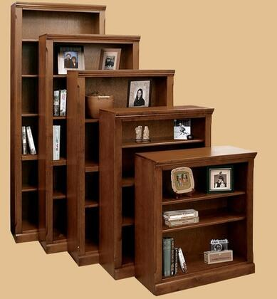 Legends Furniture OS6860SPROld Savannah Series  Bookcase