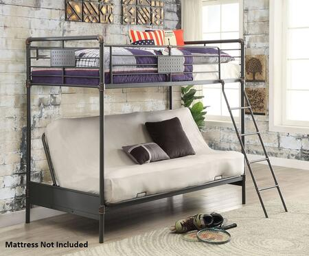 Furniture of America CMBK913TSBED Olga I Series  Twin Size Bed