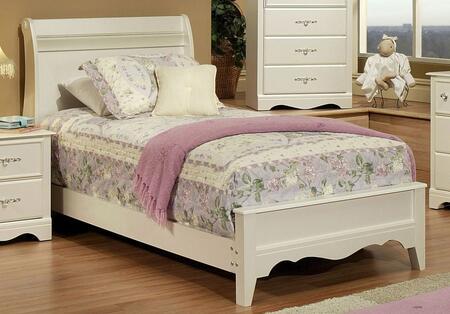 Sandberg 514F Enchanted Series  Panel Bed