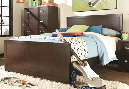 5320 33PAN Twin Panel Bed