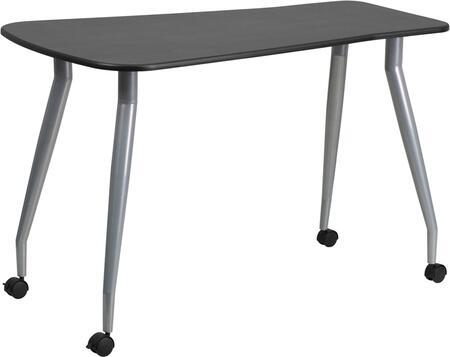 Mobile Black Desk