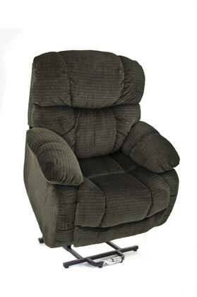MedLift 5955CAS Contemporary Wood Frame  Recliners