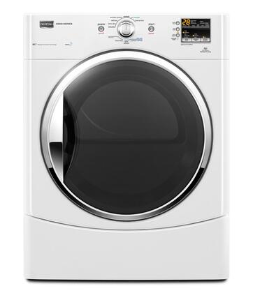 Maytag MGDE301YW Gas Performance Series Gas Dryer