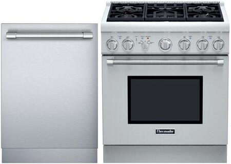 Thermador 694872 PRO Harmony Kitchen Appliance Packages