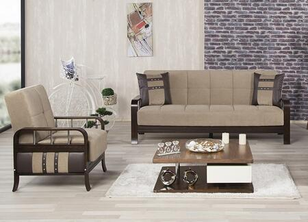 Casamode SNSBACMBN Living Room Sets