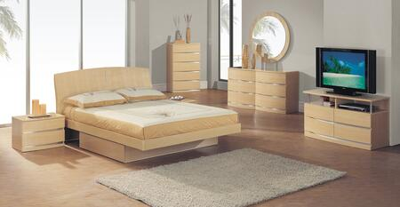 Global Furniture USA ARIAMQBG Aria Queen Bedroom Sets