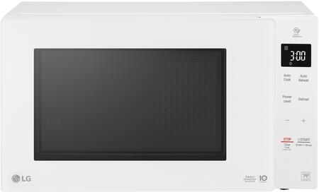 LG LMC1375X Countertop Microwave Oven With 1.3 cu. ft. Oven Capacity, Smart Inverter, Easy Clean Interior, Hexagonal Stable Ring, in