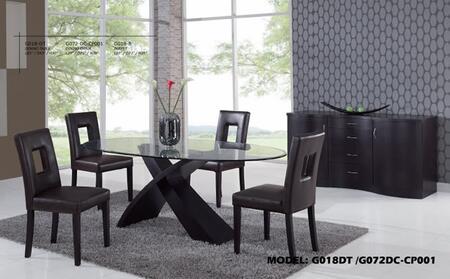 Global Furniture USA G018DT