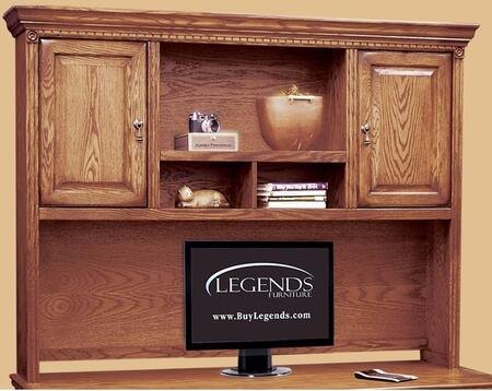 Legends Furniture SD6901RST Traditional Office Desk