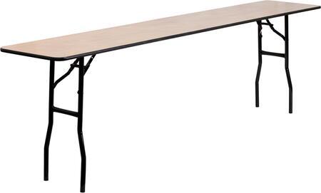 Flash Furniture YTWTFT18X96TBLGG