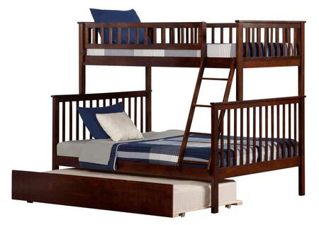 Atlantic Furniture AB56254  Twin over Full Size Bunk Bed