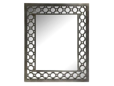 Stein World 47819 Vivien Series Rectangular Portrait Decorative Mirror