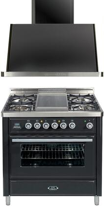 Ilve 721434 Kitchen Appliance Packages