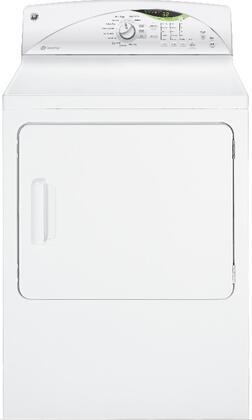 GE GTDN550GDWW  Gas Dryer, in White