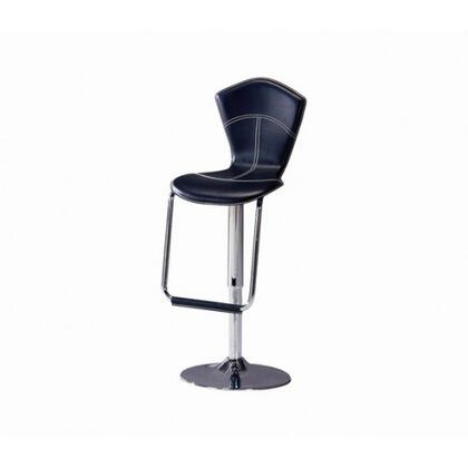 VIG Furniture 30011 Bar Stool Series Residential Leather Upholstered Bar Stool