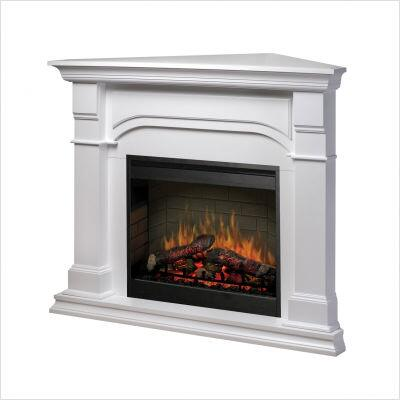 Dimplex SMP195CWST Oxford Series Vent Free Electric Fireplace