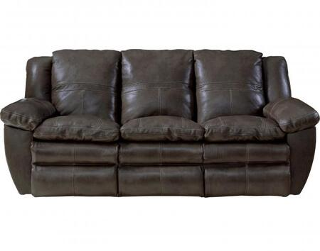 Catnapper 4191128309308309 Aria Series  Leather Sofa