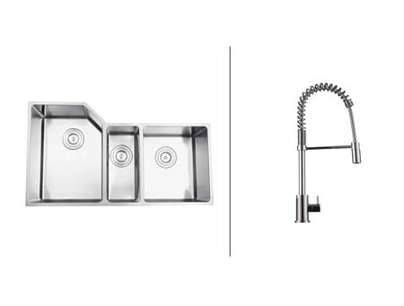 Ruvati RVC2581 Kitchen Sink