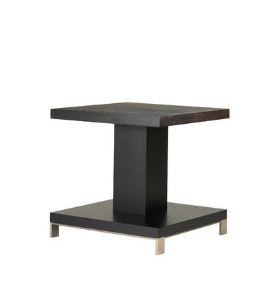 Allan Copley Designs 3050702 Force Series Contemporary Square End Table