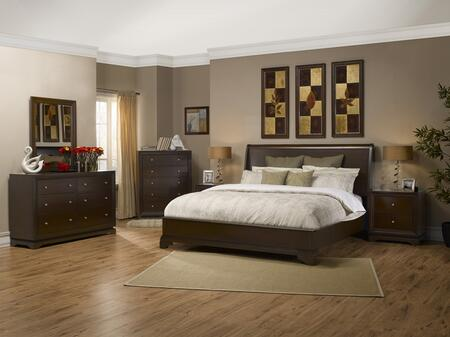 Lifestyle Solutions COV4PCQNSET Queen Bedroom Sets